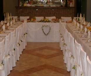 Svadobné hostiny a oslavy